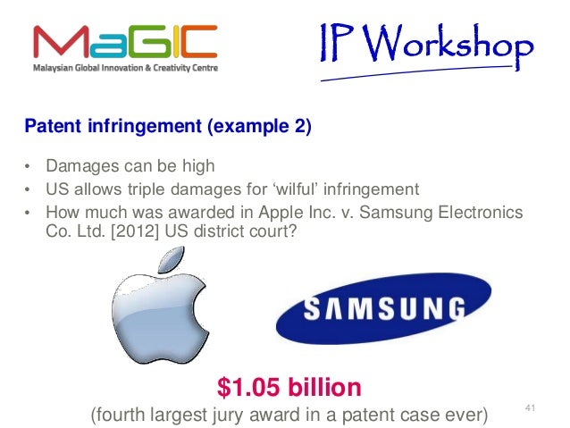 MaGIC Academy : How Apple stopped Samsung, and other IP stories