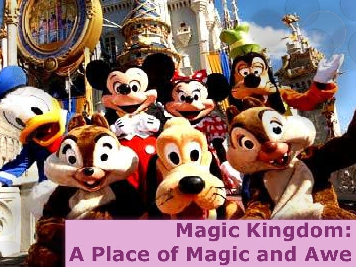 Magic Kingdom: A Place of Magic and Awe<br />