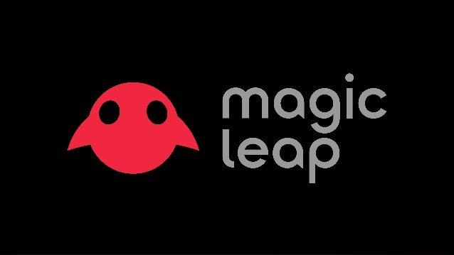 SADAO TOKUYAMA !山 禎男 2019/06/29 第 0.2 回 Magic Leap 勉強会