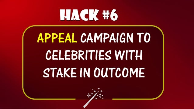 Once celebrities and influencers started calling each other, the campaign went viral