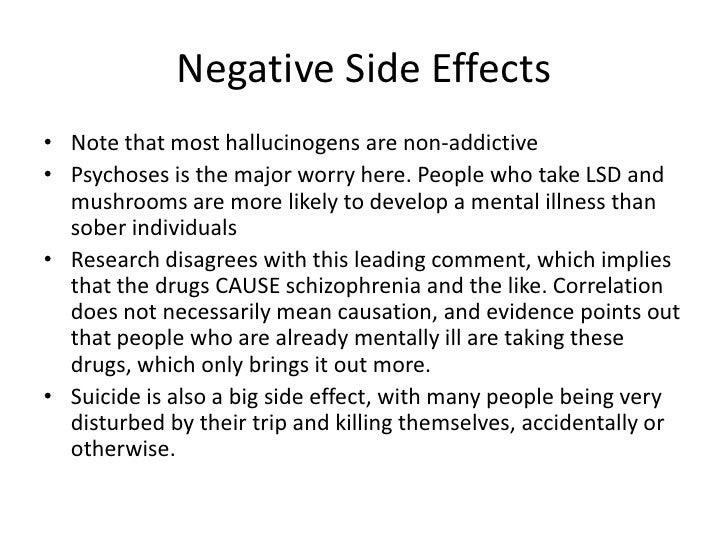 Magic Mushrooms Drug Effects Architecture Modern Idea