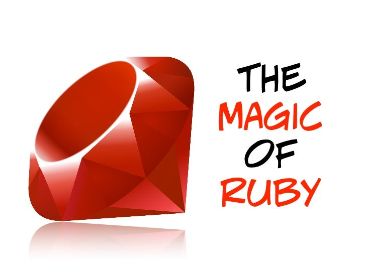 themagic ofruby
