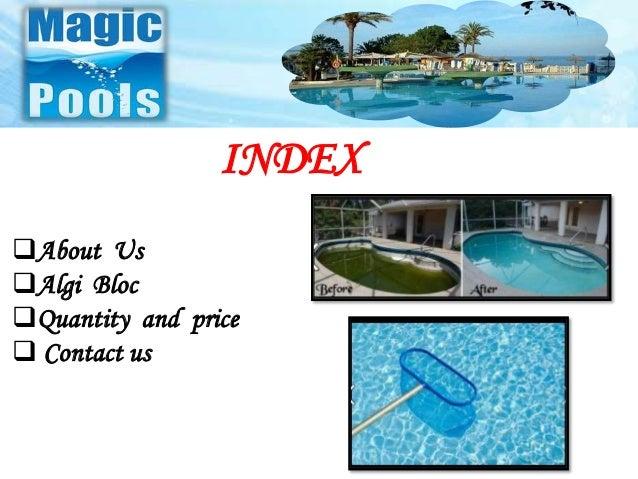 Magic pool Slide 2