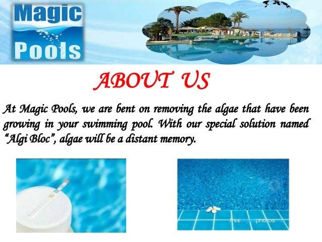 Magic pool Slide 3