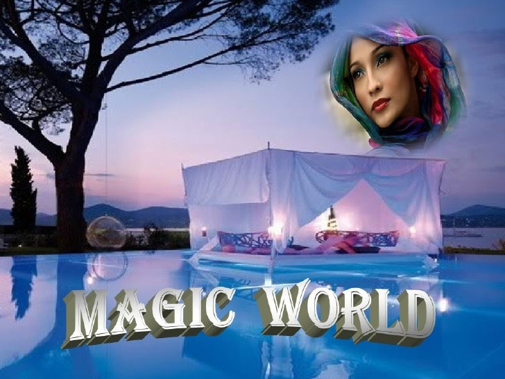 MAGIC WORLD Slide 2