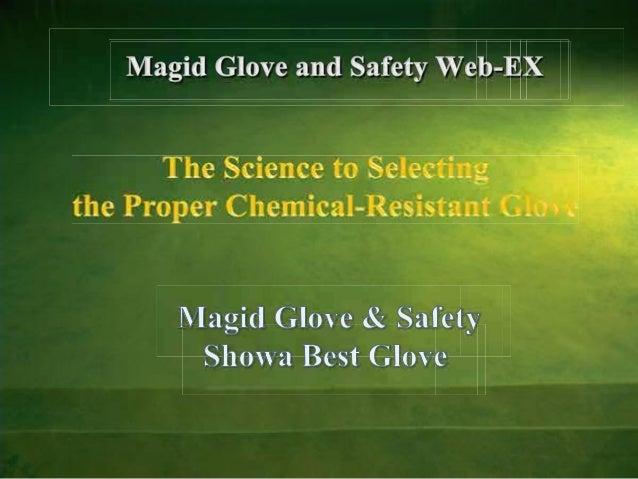 Donald F Groce Showa Best Glove Inc