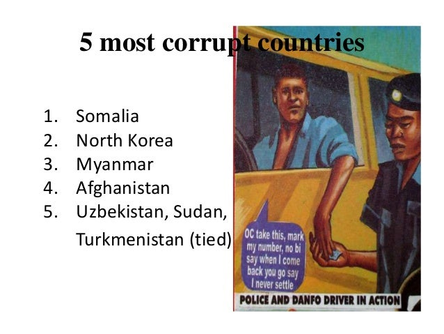 10 Advanced Countries With Extremely Primitive Problems
