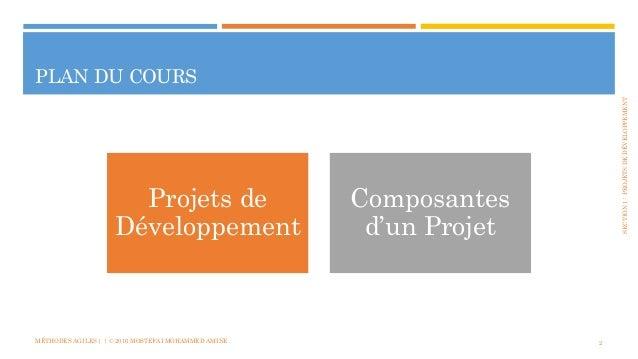 Méthodes Agiles - Généralités Slide 2