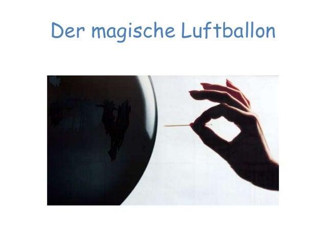 Der magische Luftballon