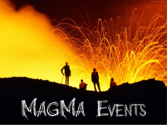 MAGMA Events