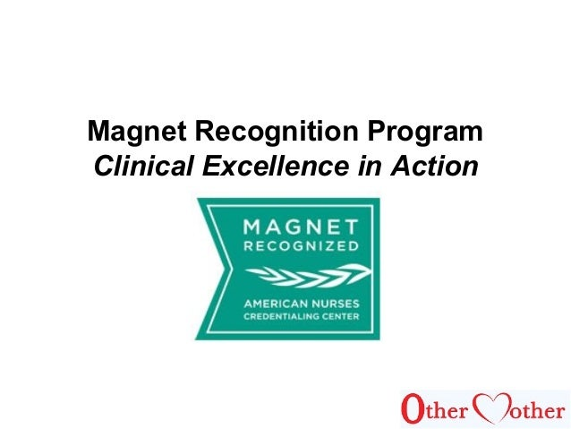 1 Magnet Recognition Program Clinical Excellence in Action