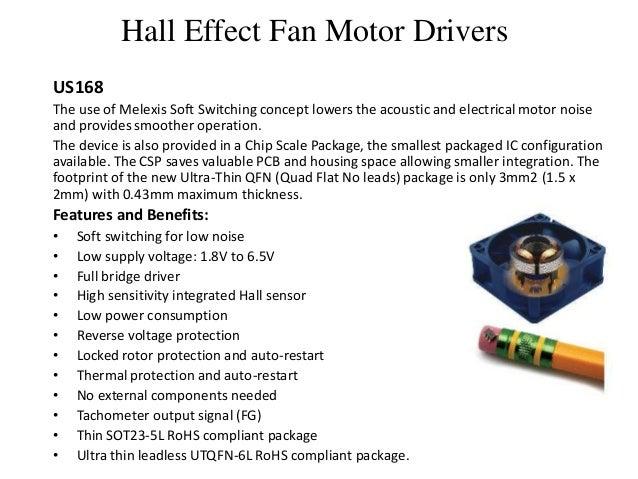 Magnetic Hall Effect Based Sensors Final