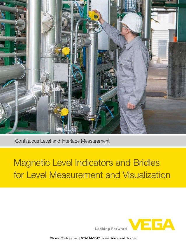 Magnetic Level Indicators and Bridles for Level Measurement and Visualization Continuous Level and Interface Measurement C...