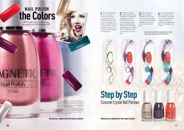 Magnetic nail design catalogue 2014 copy 32 60 61 magneticnailcare magneticnailforce nailcare nailforce nailcarebymagnetic the magnetic nail care products freerunsca