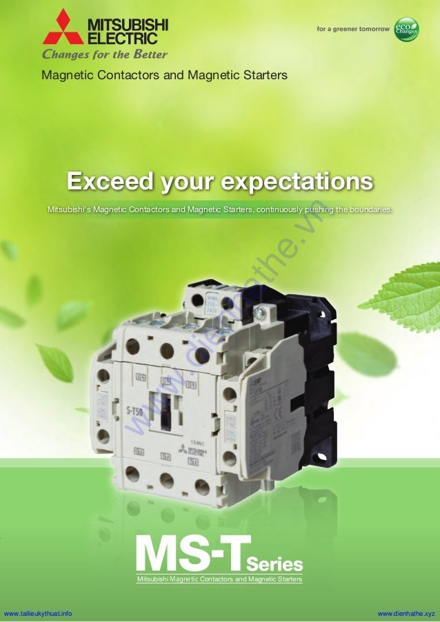 One Year Warranty! Mitsubishi Contactor S-N65 65A//220V New in Box