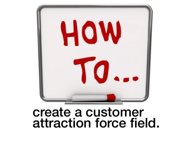 """First Determine what action !  you want customers to take.!  You might call this:  """"define objectives."""""""