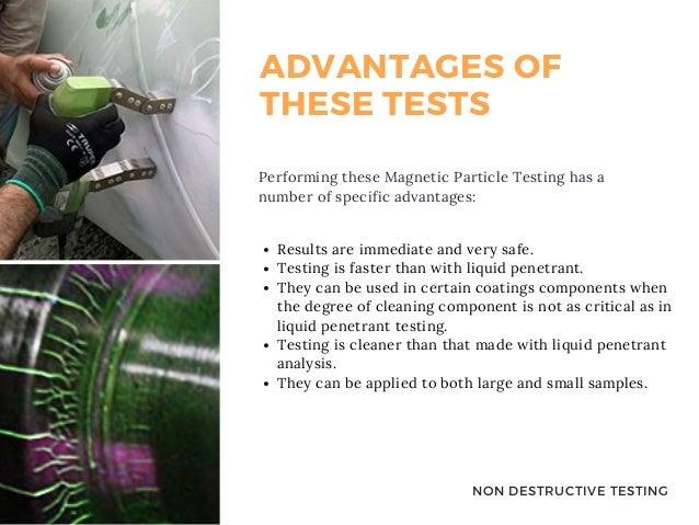 Magnetic Particle Testing Non Destructive Testing Sci