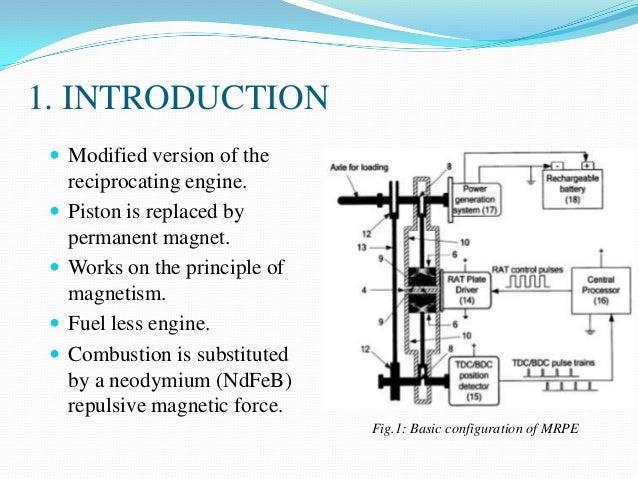 magnetic repulsion piston engine neon engine diagram magnetic engine diagram #39