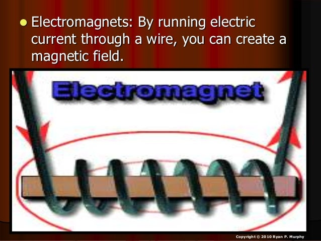 Magnetism PowerPoint, Physical Science Lesson