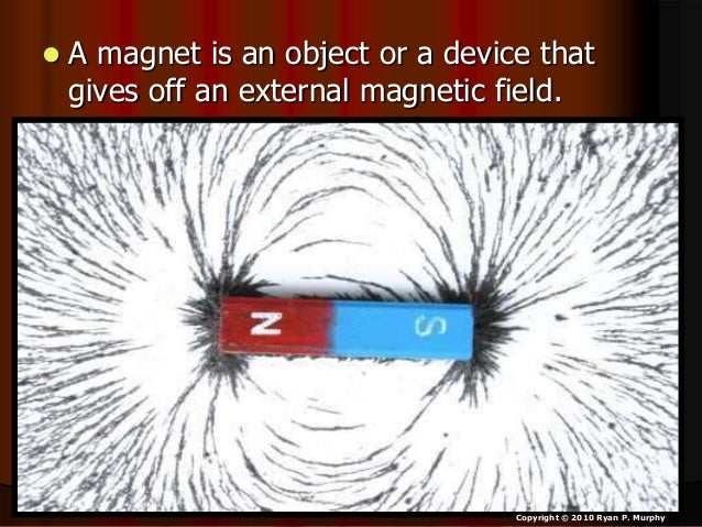 • The term magnetism is derived from Magnesia, the name of a region in Asia Minor where lodestone, a naturally magnetic ir...