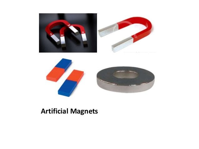 Artificial Magnets