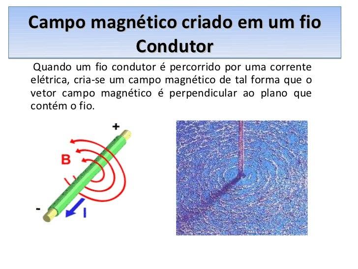 Introdução sobre campo eletrico
