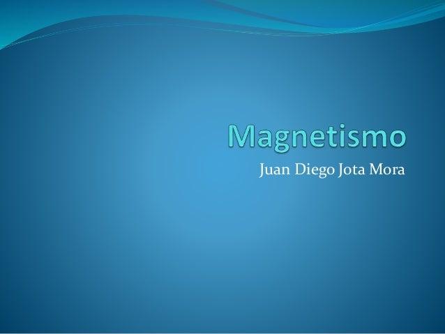 Juan Diego Jota Mora