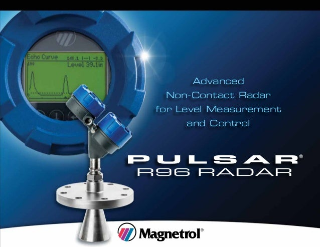 Advanced Non-Contact Radar for Level Measurement and Control