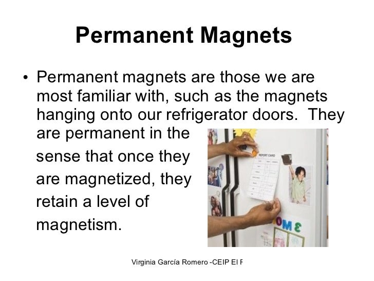 how does a permanent magnet work How electromagnets work this creates a magnetic field around the coiled wire, magnetizing the metal as if it were a permanent magnet.