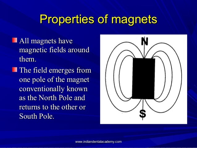 Magnets in orthodontics. /certified fixed orthodontic courses by In…