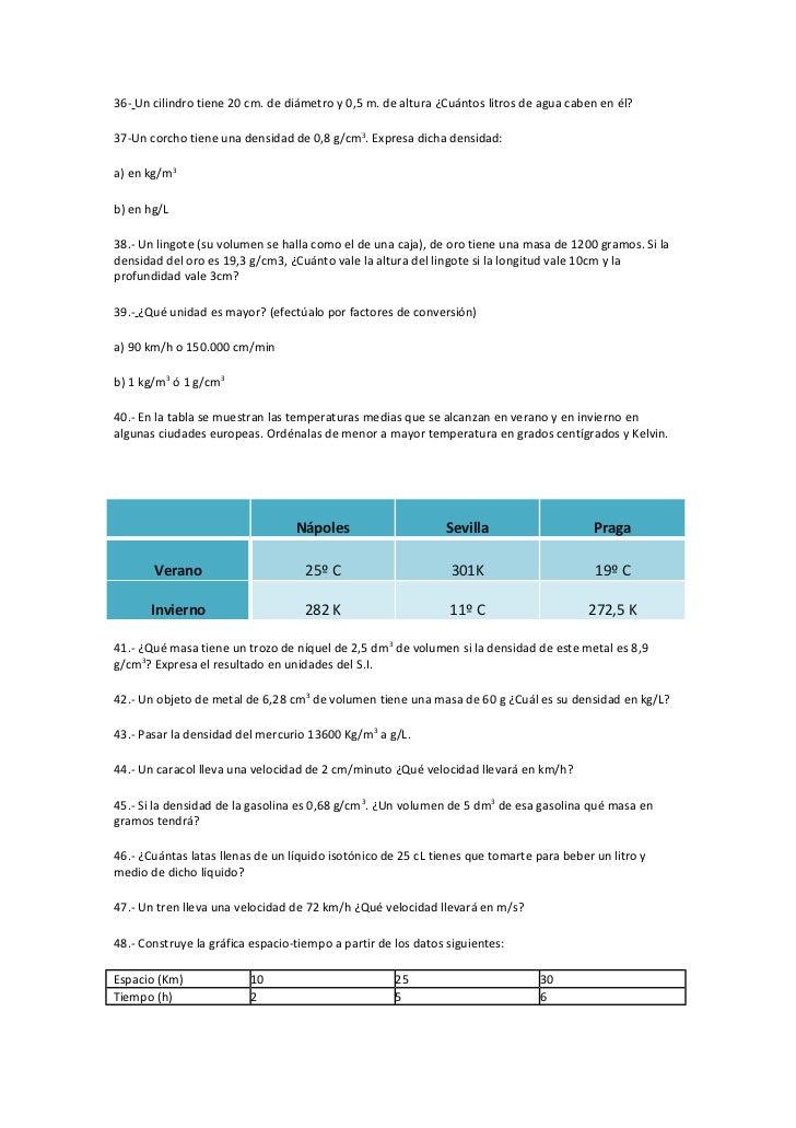 Magnitudes conversi n de unidades2012 for Cuantos litros de agua caben en una piscina