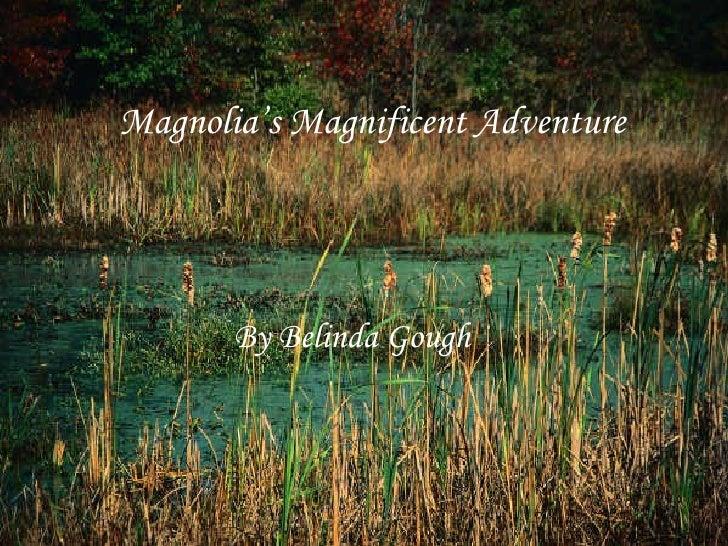 Magnolia's Magnificent Adventure   By Belinda Gough