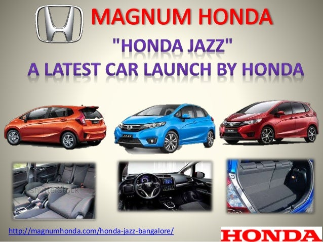 Book your perfect family honda all new jazz car magnum honda for Honda car app