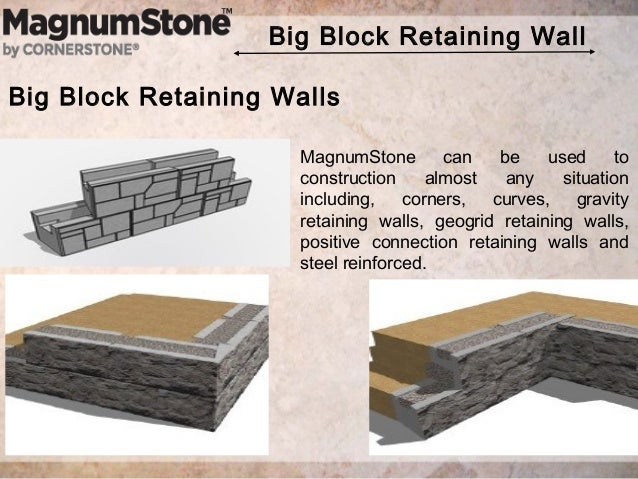 Magnumstone Gravity Wall Extender