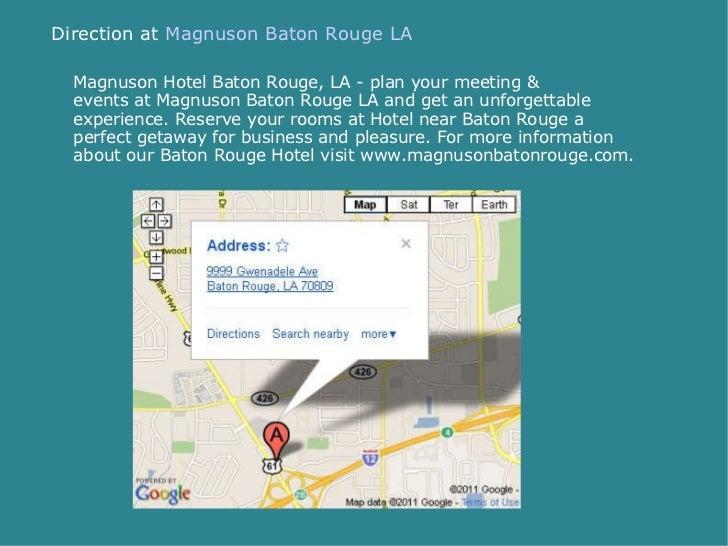 Magnuson Hotel Baton Rouge Baton Rouge Magnuson Hotel