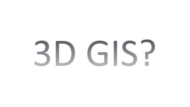 mago3D: A brand new Geo-BIM platform on top of Cesium & World Wind  Slide 2