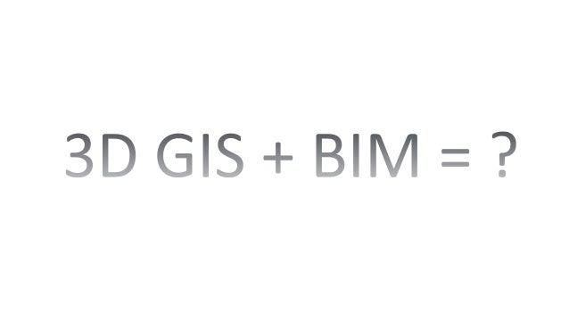 mago3D: A brand new Geo-BIM platform on top of Cesium
