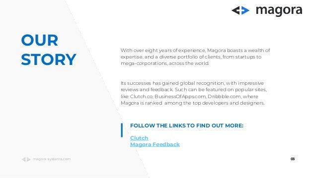 Magora webinar on automation bots  Slide 3