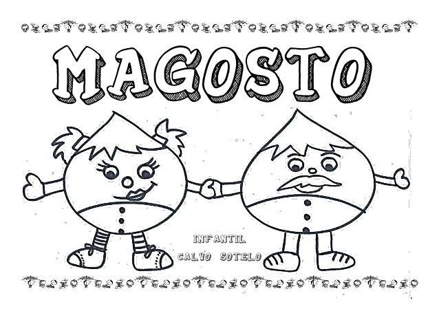 MAGOSTO  INFANTIL CALVO  SOTELO