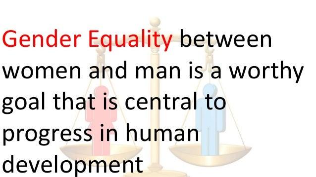 important notes for gender and development Add important lessons to your it's a fact that most of the aspects of human development are gender differences: the nature versus nurture debate related.