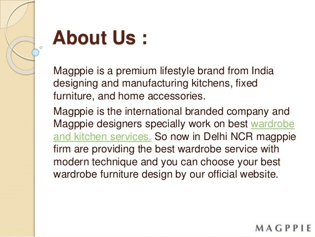 best wardrobe company in delhi ncr