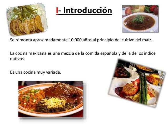 Gastronom a mexicana for Introduccion a la gastronomia pdf