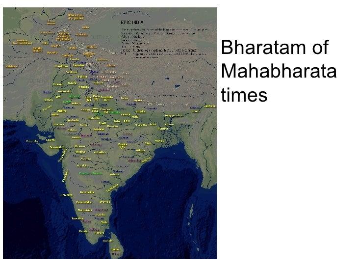 Scientific hookup of ramayana and mahabharata
