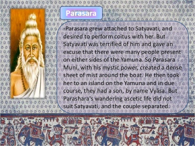 brief story of mahabharat