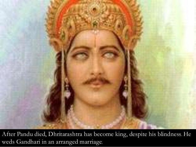 dhritarashtra and pandu relationship test