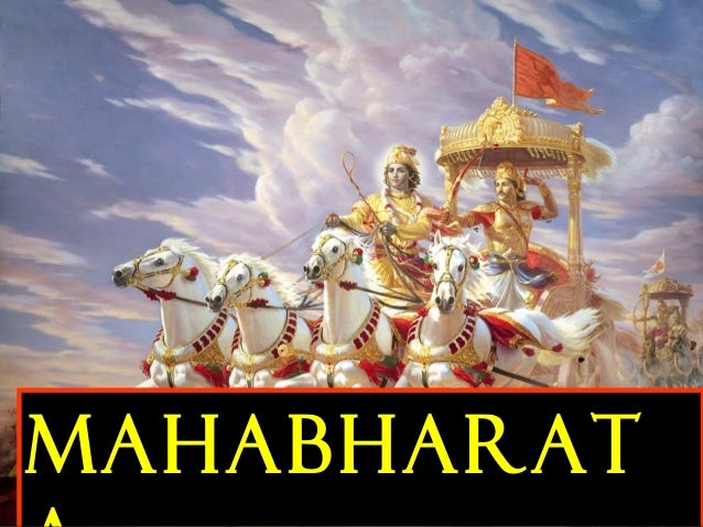 mahabharata summary A short summary of the longest epic ever exist.