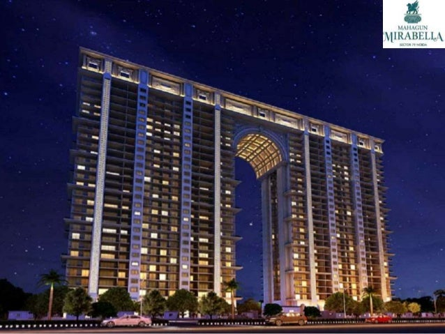 INTRODUCTION  Mahagun Group one of the leading real estate brand in North India.  Mahagun Group launched a new residenti...