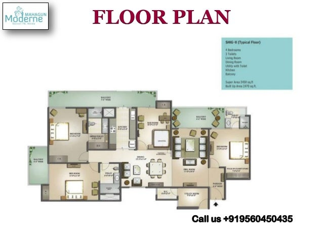 Beautiful Dream Home Project In Mahagun Moderne Call 91