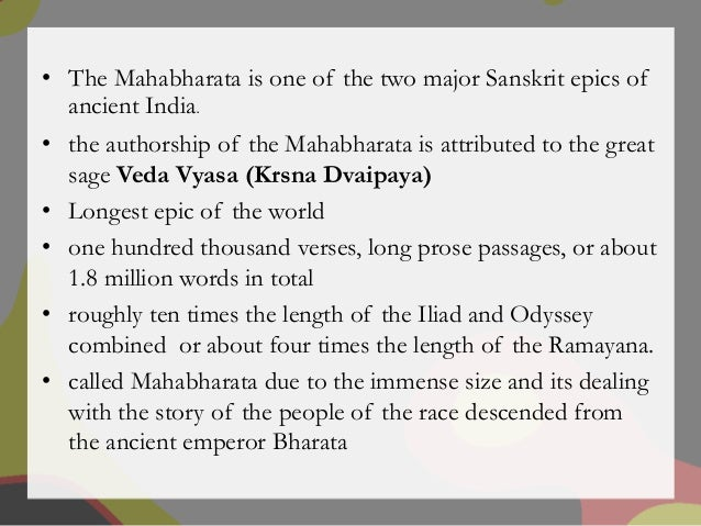 18 Days of The Mahabharata War – Summary of the War
