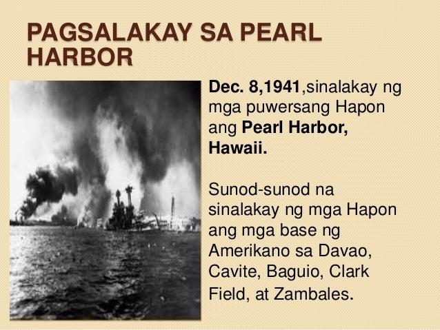 Ang lipunan sa pagdating ng mga hapones